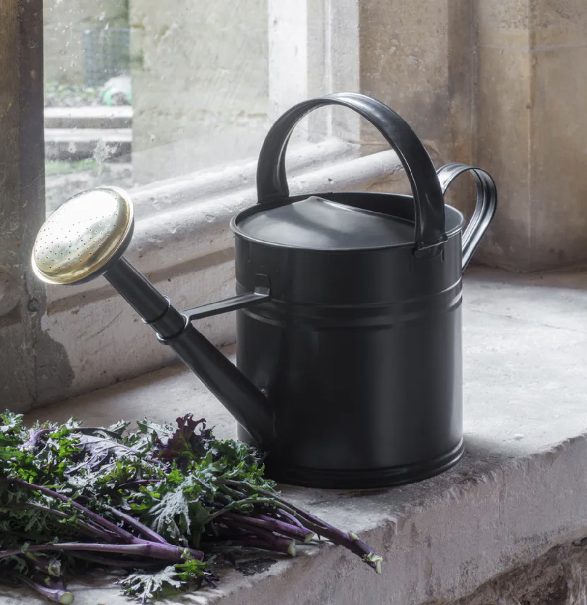 5L Watering Can (Black)